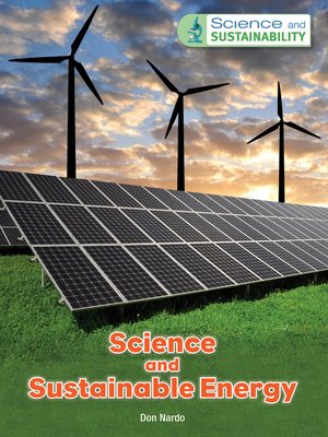 cover image of Science and Sustainable Energy