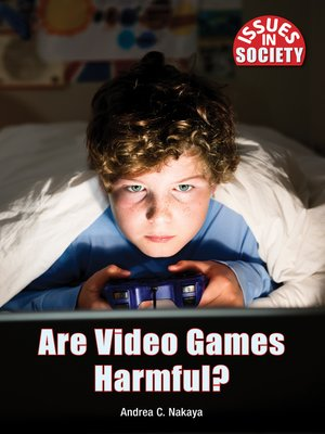 cover image of Are Video Games Harmful?