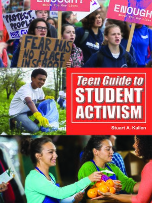 cover image of Teen Guide to Student Activism