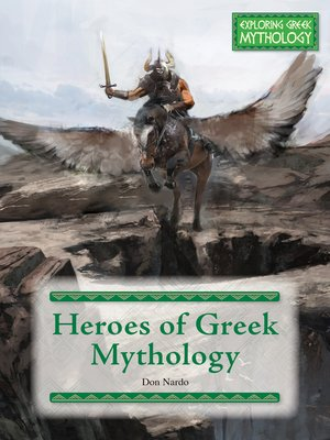 cover image of Heroes of Greek Mythology