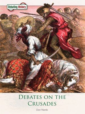 cover image of Debates on the Crusades