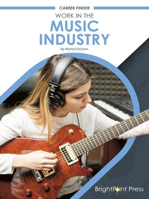 cover image of Work in the Music Industry