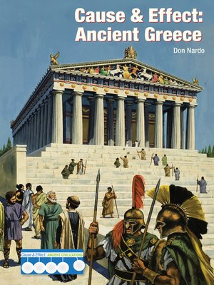 cover image of Cause & Effect: Ancient Greece