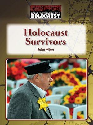 cover image of Holocaust Survivors