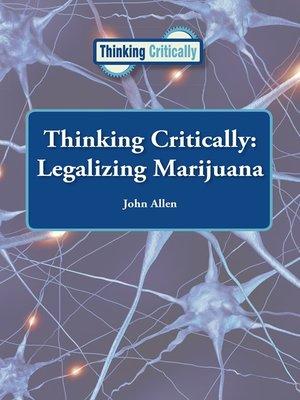 cover image of Legalizing Marijuana