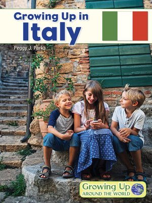 cover image of Growing Up in Italy