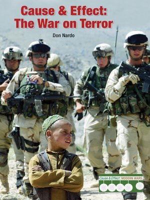 cover image of Cause & Effect: The War on Terror