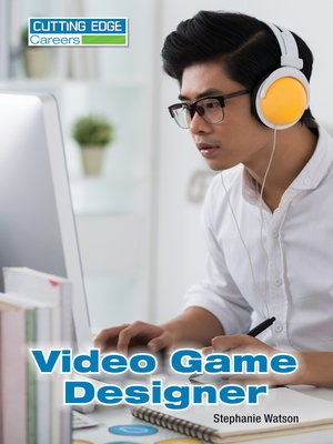 cover image of Video Game Designer