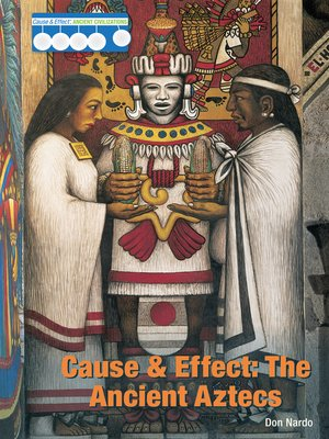 cover image of Cause & Effect: The Ancient Aztecs