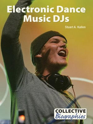 cover image of Electronic Dance Music DJs
