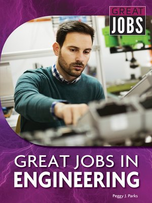 cover image of Great Jobs in Engineering