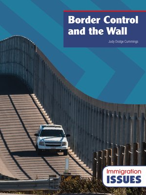 cover image of Border Control and the Wall