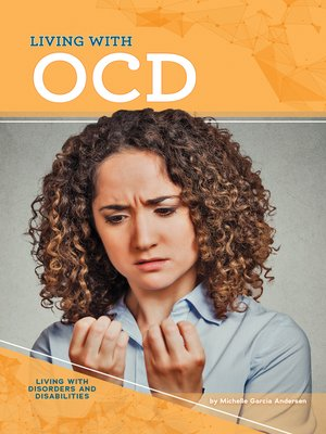 cover image of Living with OCD