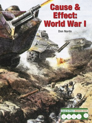 cover image of Cause & Effect: World War I