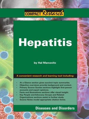 cover image of Hepatitis
