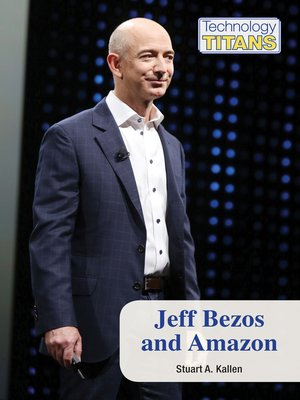 cover image of Jeff Bezos and Amazon