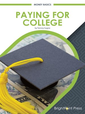 cover image of Paying for College