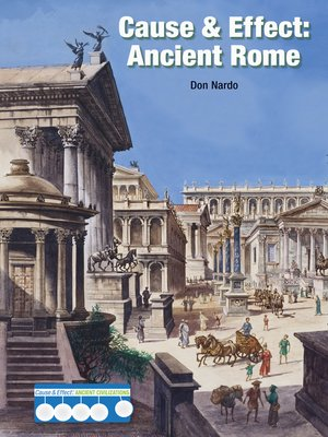 cover image of Cause & Effect: Ancient Rome