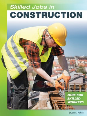 cover image of Skilled Jobs in Construction