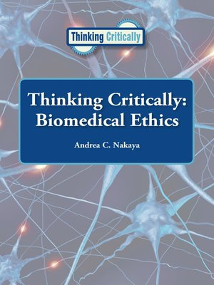 cover image of Biomedical Ethics