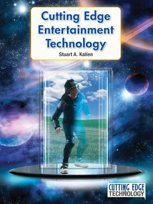 cover image of Cutting Edge Entertainment Technology