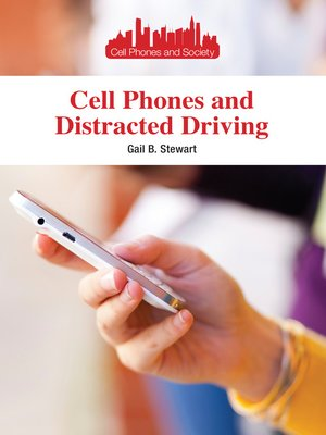cover image of Cell Phones and Distracted Driving