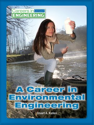 cover image of A Career in Environmental Engineering