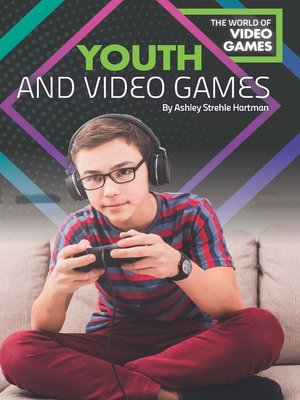 cover image of Youth and Video Games