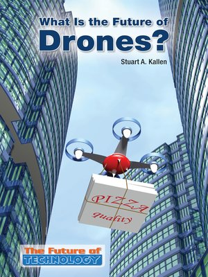cover image of What Is the Future of Drones?