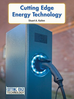 cover image of Cutting Edge Energy Technology