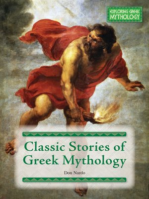 cover image of Classic Stories of Greek Mythology