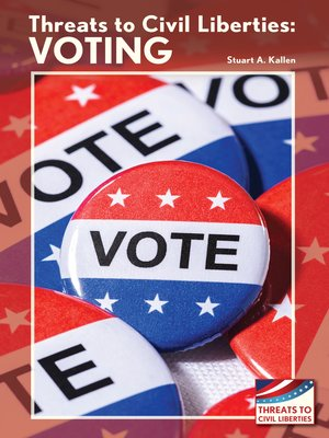 cover image of Threats to Civil Liberties: Voting