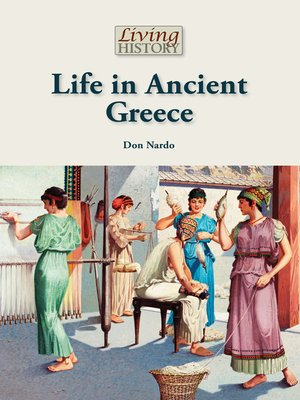 cover image of Life in Ancient Greece