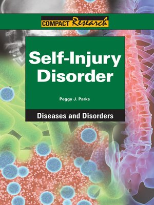 cover image of Self-Injury Disorder