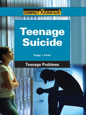 cover image of Teenage Suicide