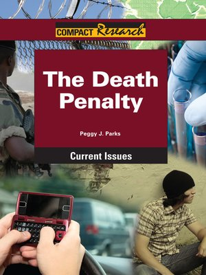 cover image of The Death Penalty