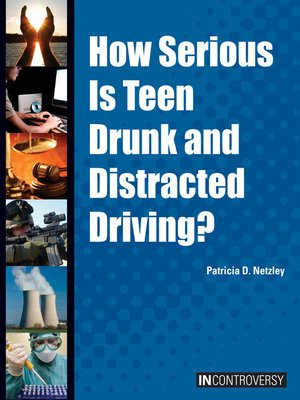 cover image of How Serious Is Teen Drunk and Distracted Driving?