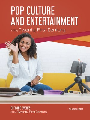 cover image of Pop Culture and Entertainment in the Twenty-First Century