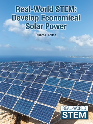 cover image of Real-World STEM: Develop Economical Solar Power