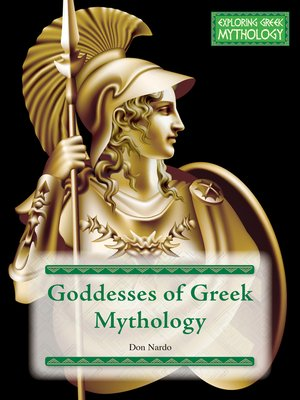 cover image of Goddesses of Greek Mythology