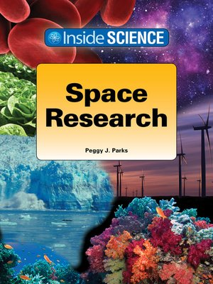 cover image of Space Research