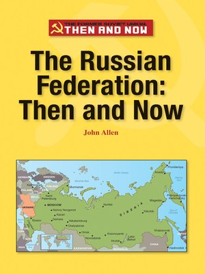 cover image of The Russian Federation