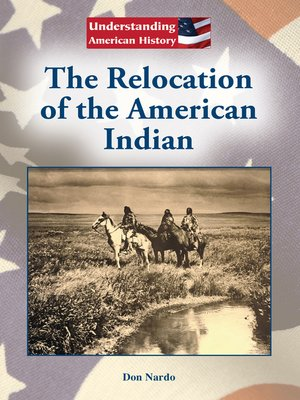 cover image of The Relocation of the American Indian