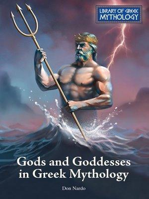 cover image of Gods and Goddesses in Greek Mythology