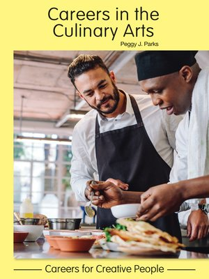 cover image of Careers in the Culinary Arts