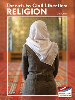 cover image of Threats to Civil Liberties: Religion