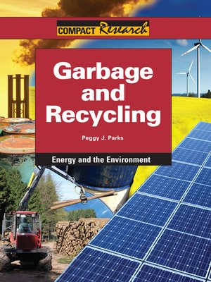 cover image of Garbage and Recycling