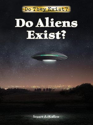 cover image of Do Aliens Exist?