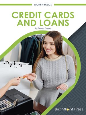 cover image of Credit Cards and Loans