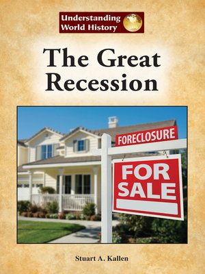 cover image of The Great Recession